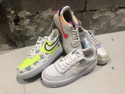 新作!AIR FORCE1☆