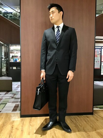 【学割20%オフ】就活スーツはスーツカンパニーで全部そろう!