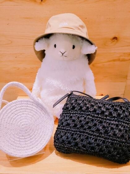夏物帽子・カバンプライスダウン!
