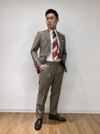 【クラシック×スタイリッシュ】20周年記念の新作スーツ