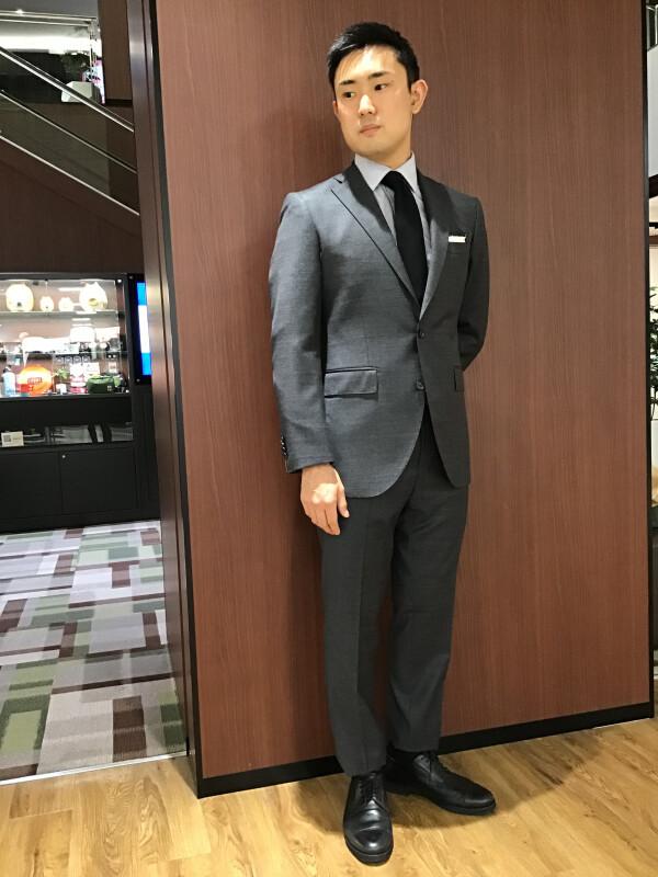 【最高の着心地】秋冬新作ハンドメイドスーツ!
