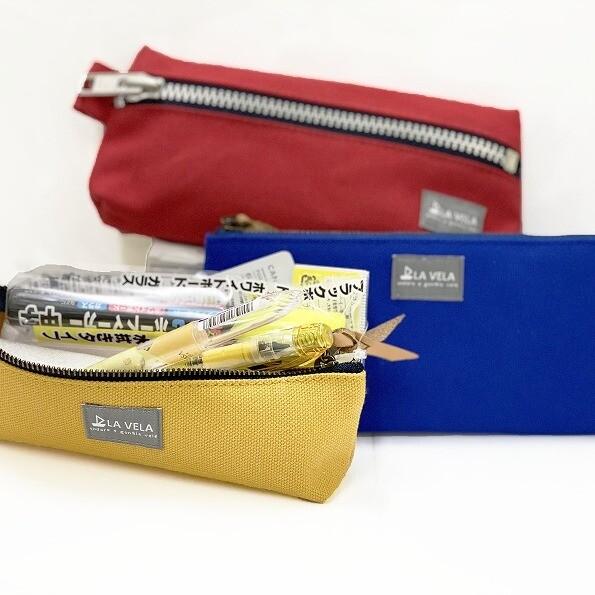 【金沢店】カラーで選ぶハンズオリジナル帆布ペンケース