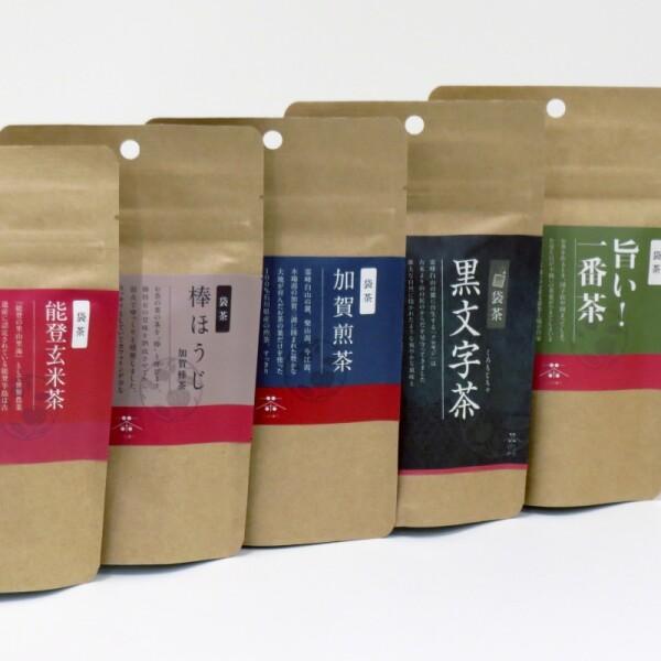 【金沢店】金沢認定のオススメ日本茶