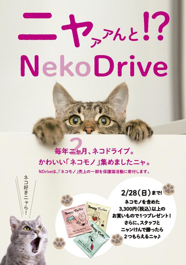 福招く!陣屋福猫~Neko Drive~