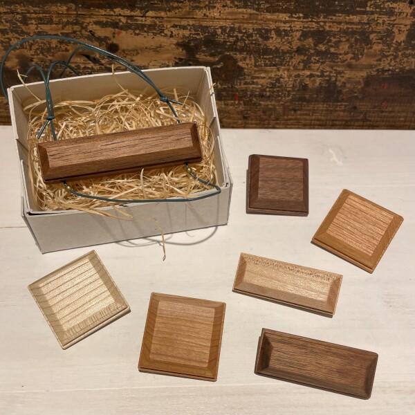 土・和紙・木の手しごとアクセサリー